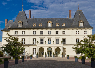 Domaine de Frémigny – AXA insurance seminar/training centre