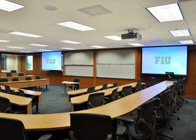 Florida International University. MBA Program at Brickell