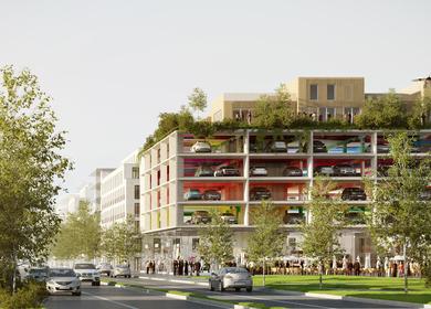 Parking PLUS Bordeaux