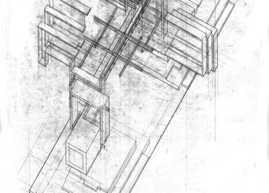 Yin Yang Bridge And Tower