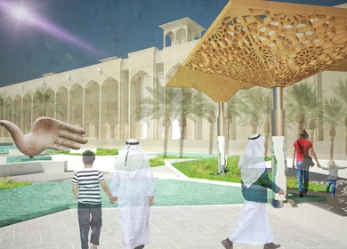 Zayed Shopping Center Intervention