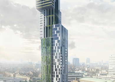 Green Core Tower