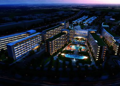 CITIC Chongming Island Retirement Community (CCRC) Project