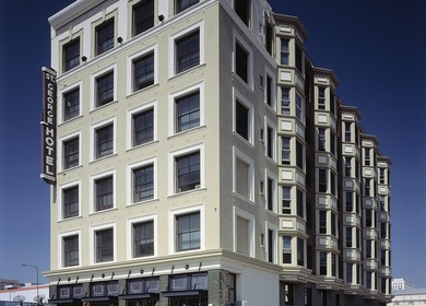 st george hotel | rehab of a historic structure