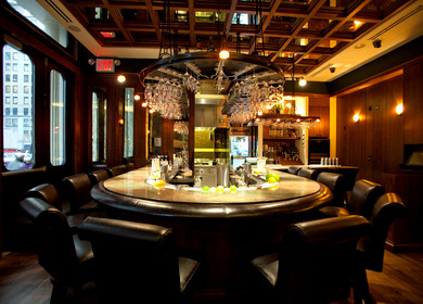 Compose Restaurant and Bar   NYC