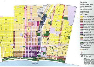 LUCE-City of Santa Monica's Land Use & Circulation Element Update