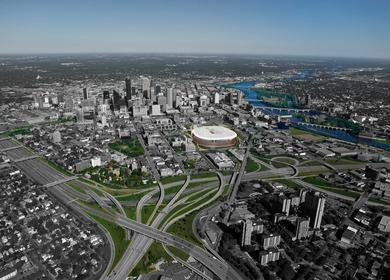 Vikings Stadium - Minneapolis, MN