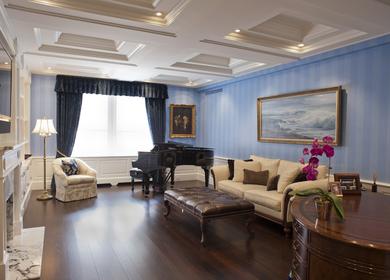 Classic Park Avenue Apartment