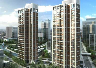 Xi Shui Dong Residential Towers