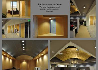Parlin Commerce Center Tenant Improvents