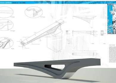 Structures Cantilever