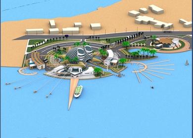 Sea Passengers Terminal and Marina