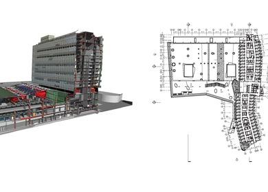 Palomar Hospital with CO Architects