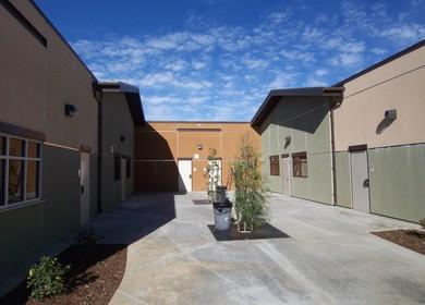 Rialto Middle School Science Building Addition