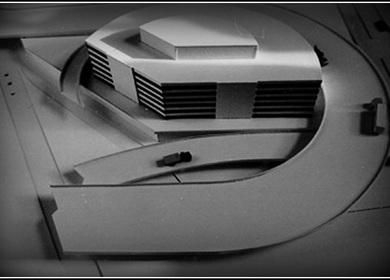 1986 - Triboro Bridge Offices Bldg.