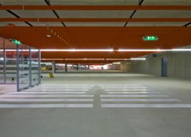 Parking Garage Erasmus University Rotterdam