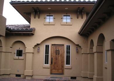 Contemporary Tuscan Residence, Reno, Nevada