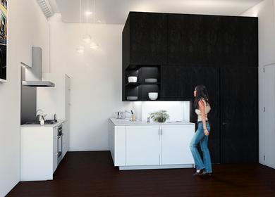 One-Bedroom Apartment in Flatiron