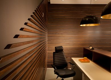 Miami Modern Scandinavian Medical Office