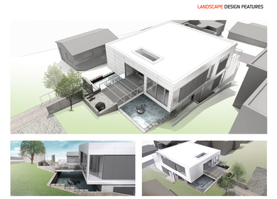 Cowie - Prefabricated Constructed House