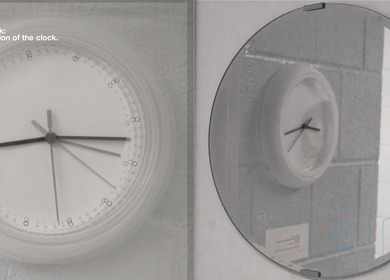 Reversible Clock: The latent function of the clock.