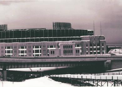 Cleveland Municipal Stadium 1929 - 1994