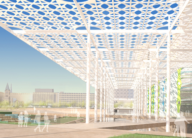 San Antonio Convention Center Expansion, Study – San Antonio, TX