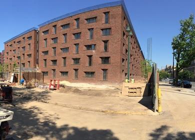Hill College House Renovation - University of Pennsylvania