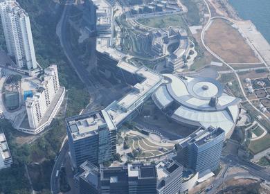 Cyberport, Hong Kong