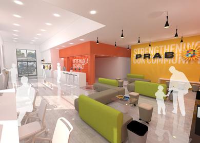 PRAB Lobby Renovation
