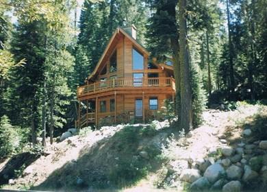 Donner Lake Residence, Donner Lake, California