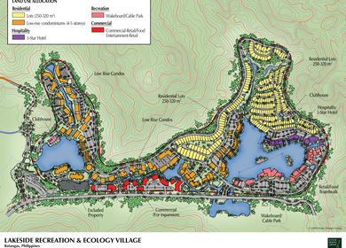 Costa del Hamilo: Lakeside Recreation & Ecology Village