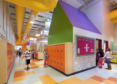Concord Schools: Abbot-Downing, Christa McAuliffe, Mill Brook