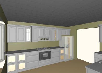 Kitchen i designed