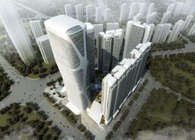 Foshan New City Mass Transit Center