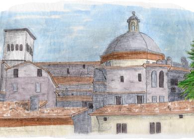 A Modern Danteum for Roma