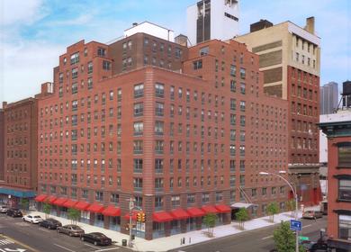 Clinton Parkview Apartments