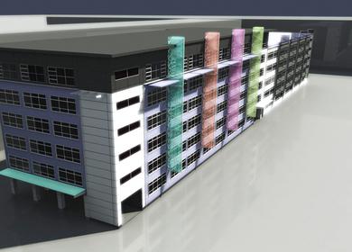 Industrial Condominium