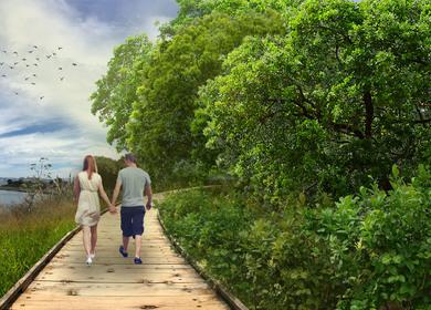 Albany Bulb - A Short Story Walk