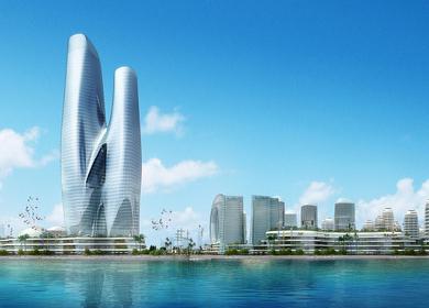 Sanya Waterfront Proposal
