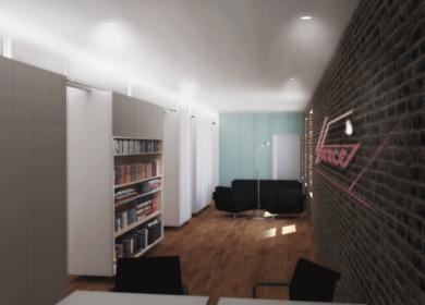 Non-Profit Office Renovation