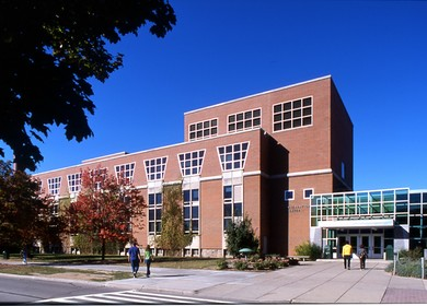 Delia Koo International Academic Center