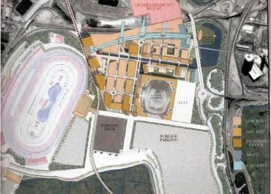 giant stadium master plan