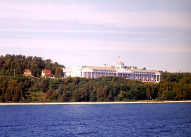 Grand Hotel - West Wing Addition