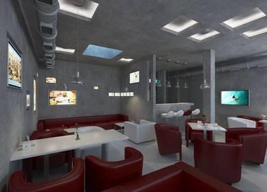 Sports-bar in Skolkovo