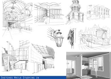 Art + Graphic Design Samples
