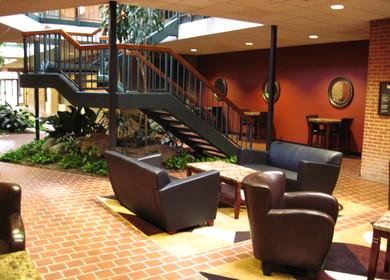 1919 S Highland, Interior Lobby Renovation