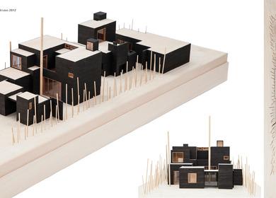 Venice House Model