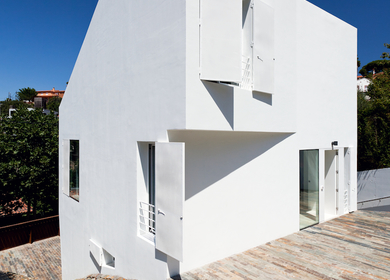 ONE FAMILY HOUSE IN VALLVIDRERA, BARCELONA by YLAB ARQUITECTOS BARCELONA