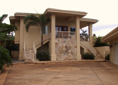 Luxury residence in Wailea